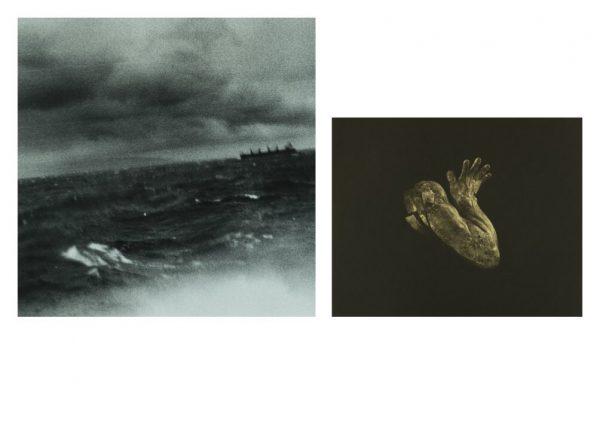 十文字美信 写真「海と腕」展